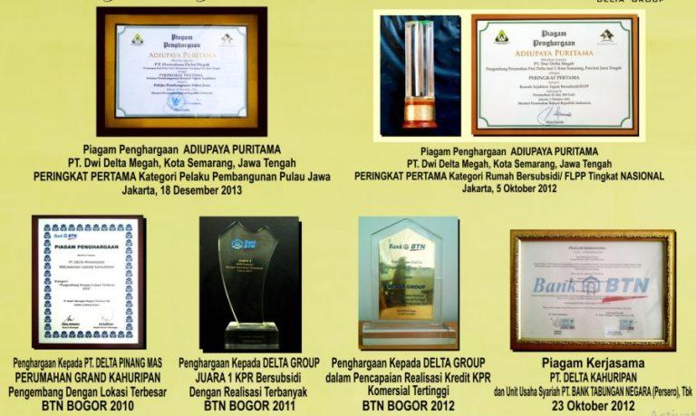 Penghargaan Delta (1)
